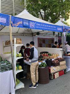 Sản phẩm Việt Phúc Group tham dự Liên hoan Ẩm thực Quốc tế 2020