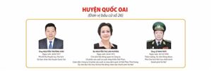 Chúc mừng Chủ tịch HĐQT Công ty CP SX & XNK Việt Phúc - Bà Nguyễn Thị Lan Hương đã tái đắc cử Đại biểu Hội đồng nhân dân TP Hà Nội khoá XVI, nhiệm kỳ 2021 -2026!