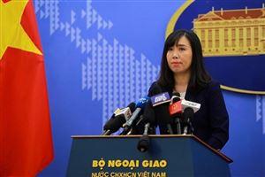 Yêu cầu Trung Quốc chấm dứt diễn tập máy bay ném bom tại Hoàng Sa