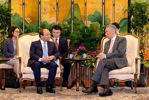 Thủ tướng kết thúc thành công chuyến thăm chính thức Singapore và dự Hội nghị Cấp cao ASEAN