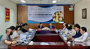 Tiếp thị quả nhãn Việt Nam ra nước ngoài bằng kênh onlin