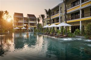 Khu nghỉ dưỡng trong top tốt nhất châu Á ở Hội An
