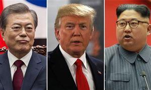 Trump - Moon - Kim có thể cùng tuyên bố kết thúc chiến tranh
