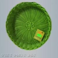 Rổ nhựa tròn